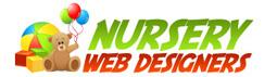 nursery web design logo