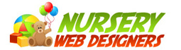 nursery web design logo